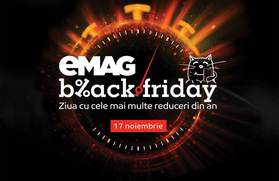 Photo of eMAG a dat drumul campaniei de Black Friday!