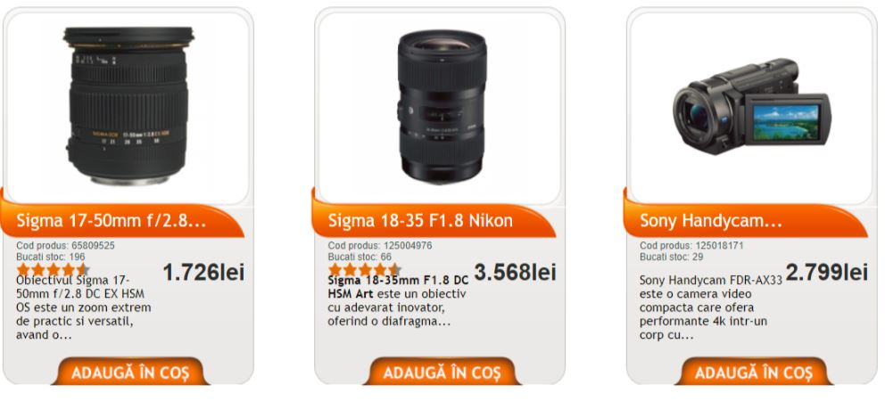 Photo of Oferta F64.ro de Black Friday 2017!