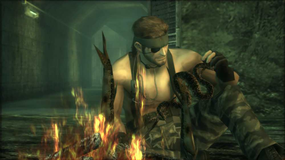 Photo of Metal Gear Solid 3 Snake Eater HD este acum disponibil pe Nvidia Shield TV