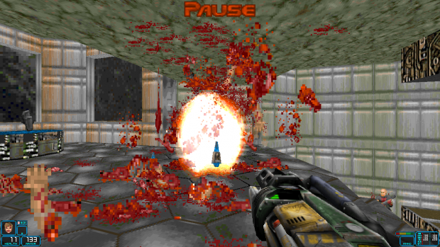 Photo of Brutal Doom și Unreal Tournament s-au ciocnit într-un nou mod