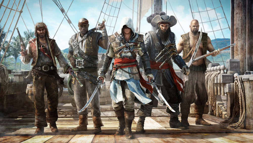 Photo of World in Conflict gratuit, urmează Assassin's Creed IV: Black Flag