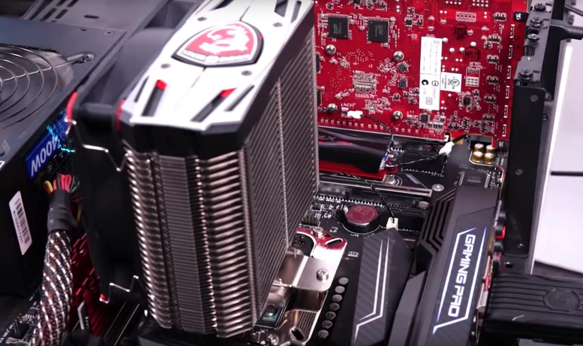 Photo of AMD Ryzen R7 1700: overclock pe MSI X370 Gaming Pro Carbon!
