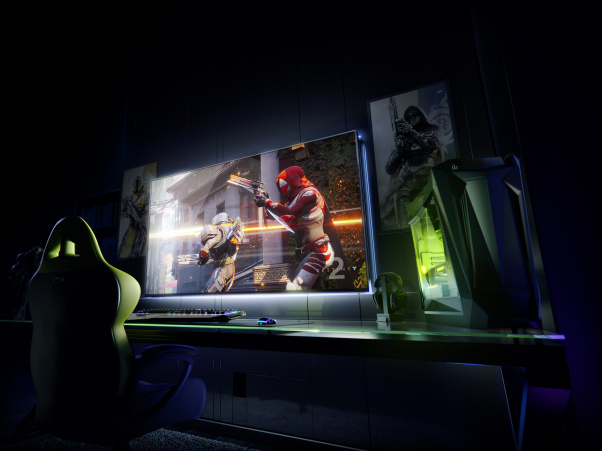 Photo of Nvidia vrea să ai un monitor gigantic