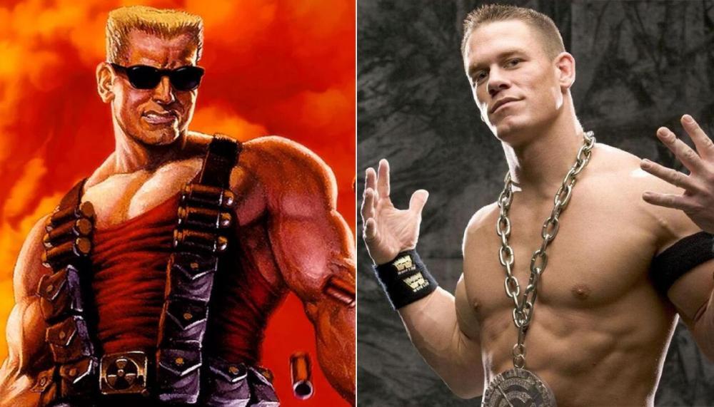 Photo of John Cena ar putea juca rolul lui Duke Nukem