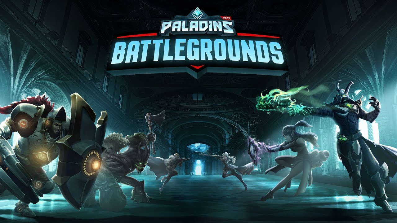 Photo of Paladins devine Battlegrounds