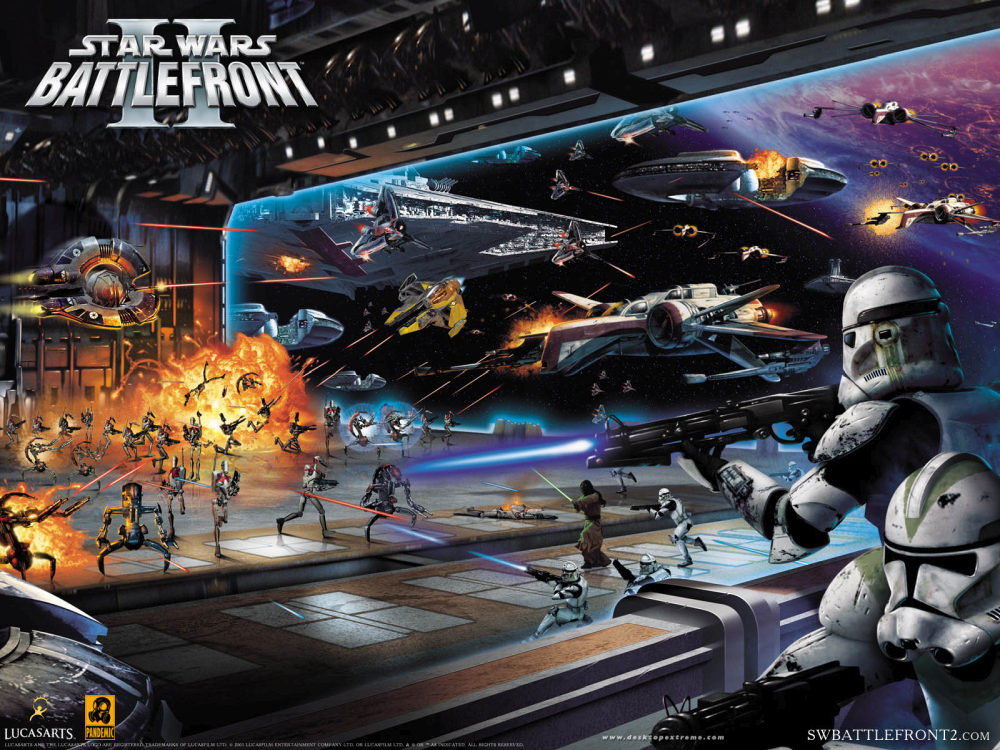 Photo of GOG lansează încă un update pentru originalul Star Wars: Battlefront 2