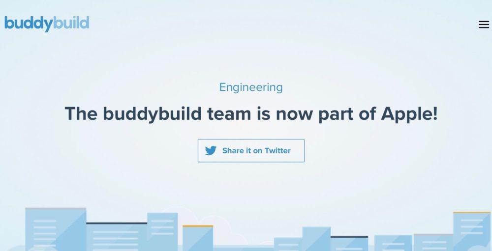 Photo of Apple a achiziționat Buddybuild pentru a ușura munca dezvoltatorilor
