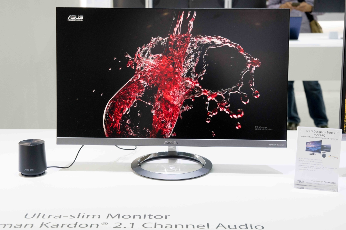 Photo of ASUS a lansat monitorul ultrasubțire Designo MZ27AQ pentru divertisment