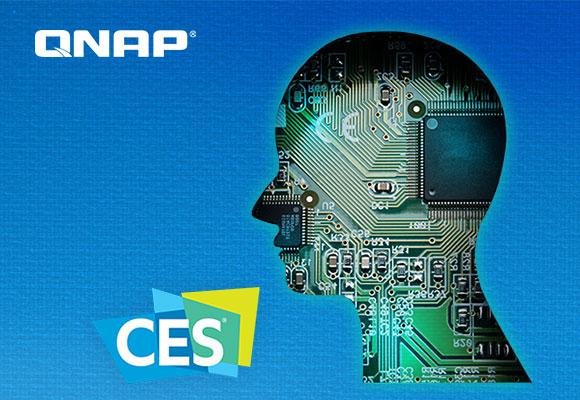 Photo of QNAP a dezvăluit noi soluţii la CES 2018