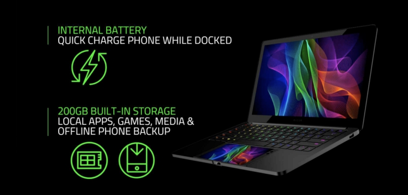 Photo of Razer Phone poate fi transformat într-un laptop cu Project Linda