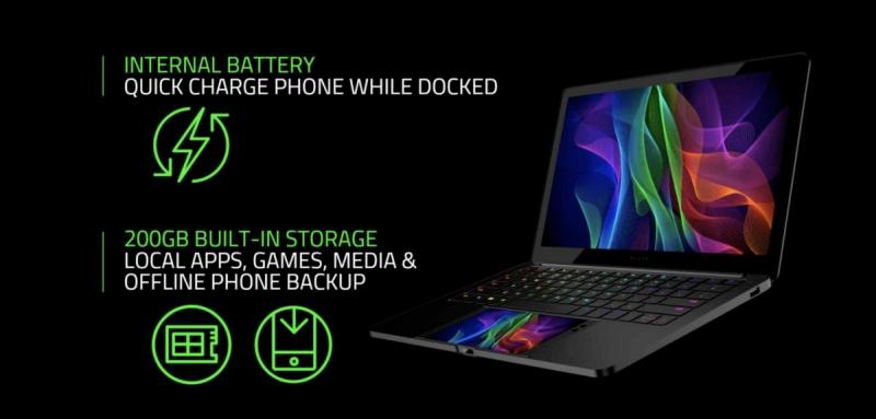 Photo of Razer Phone poate fi transformat într-un laptop cu Project Linda
