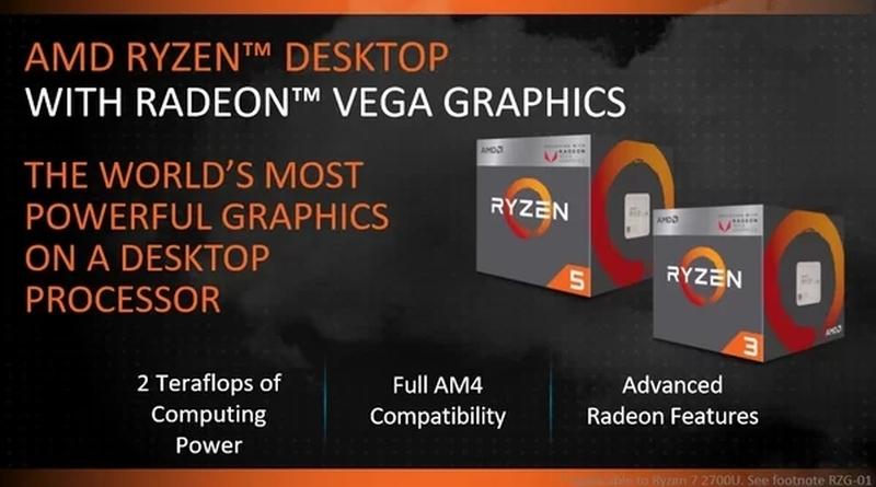 Photo of AMD anunță detalii despre APU-urile Ryzen