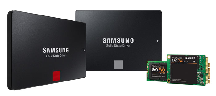 Photo of Samsung a lansat seria de SSD-uri 860