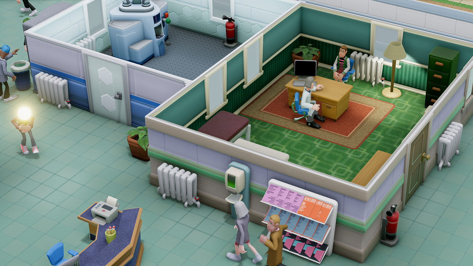 Photo of Two Point Hospital este gratuit în week-end