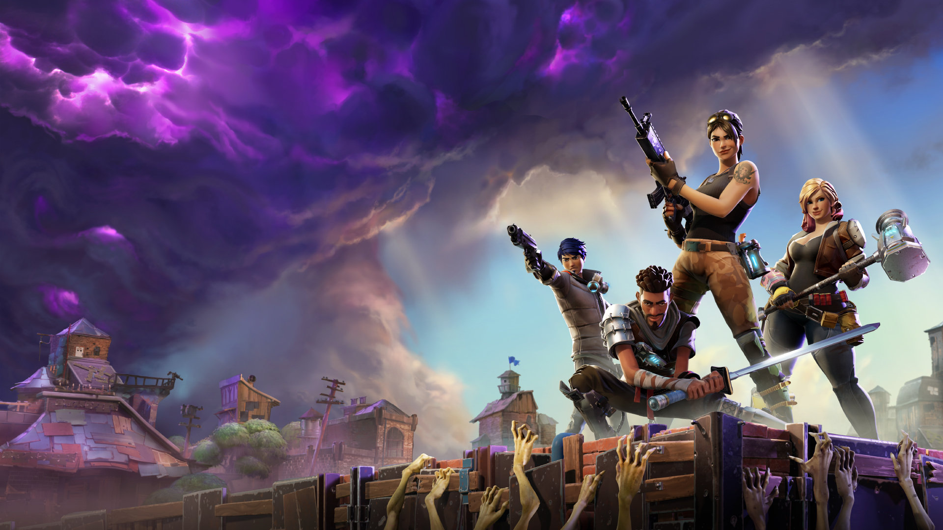 Photo of Fortnite – Multiplayer gratuit, co-op pe bani, dar merge si asa!