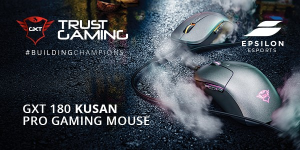 Photo of Trust Gaming și EPSILON eSports au dezvoltat un nou mouse de gaming