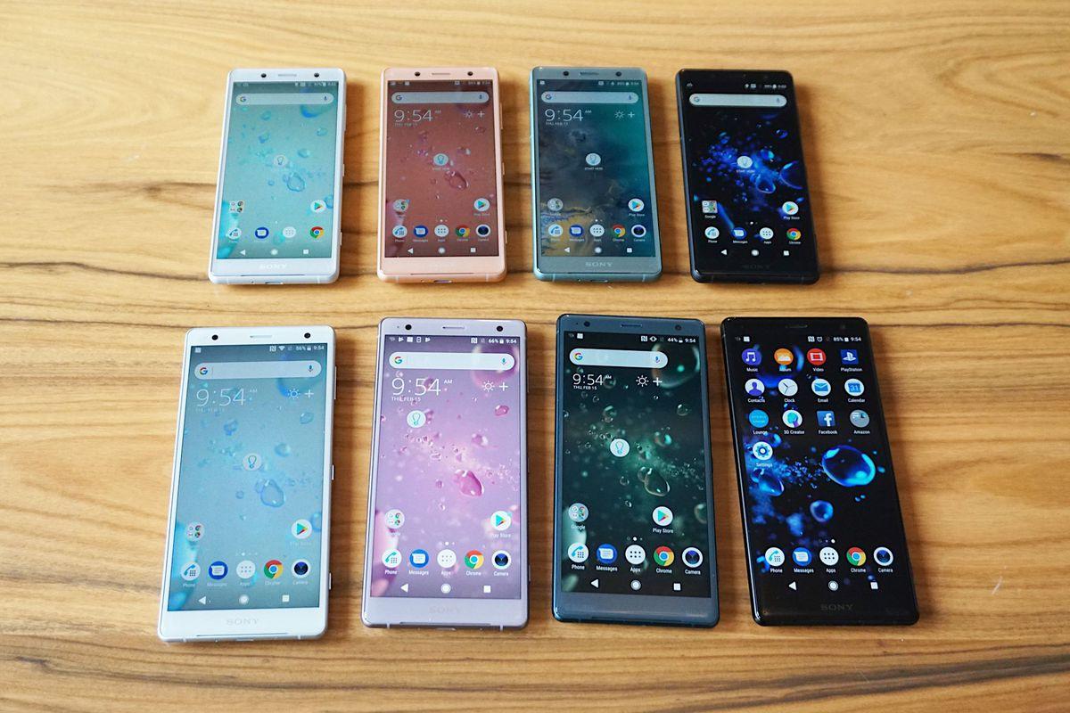 Photo of Sony vine cu cele mai noi smartphone-uri, Xperia XZ2 și XZ2 Compact