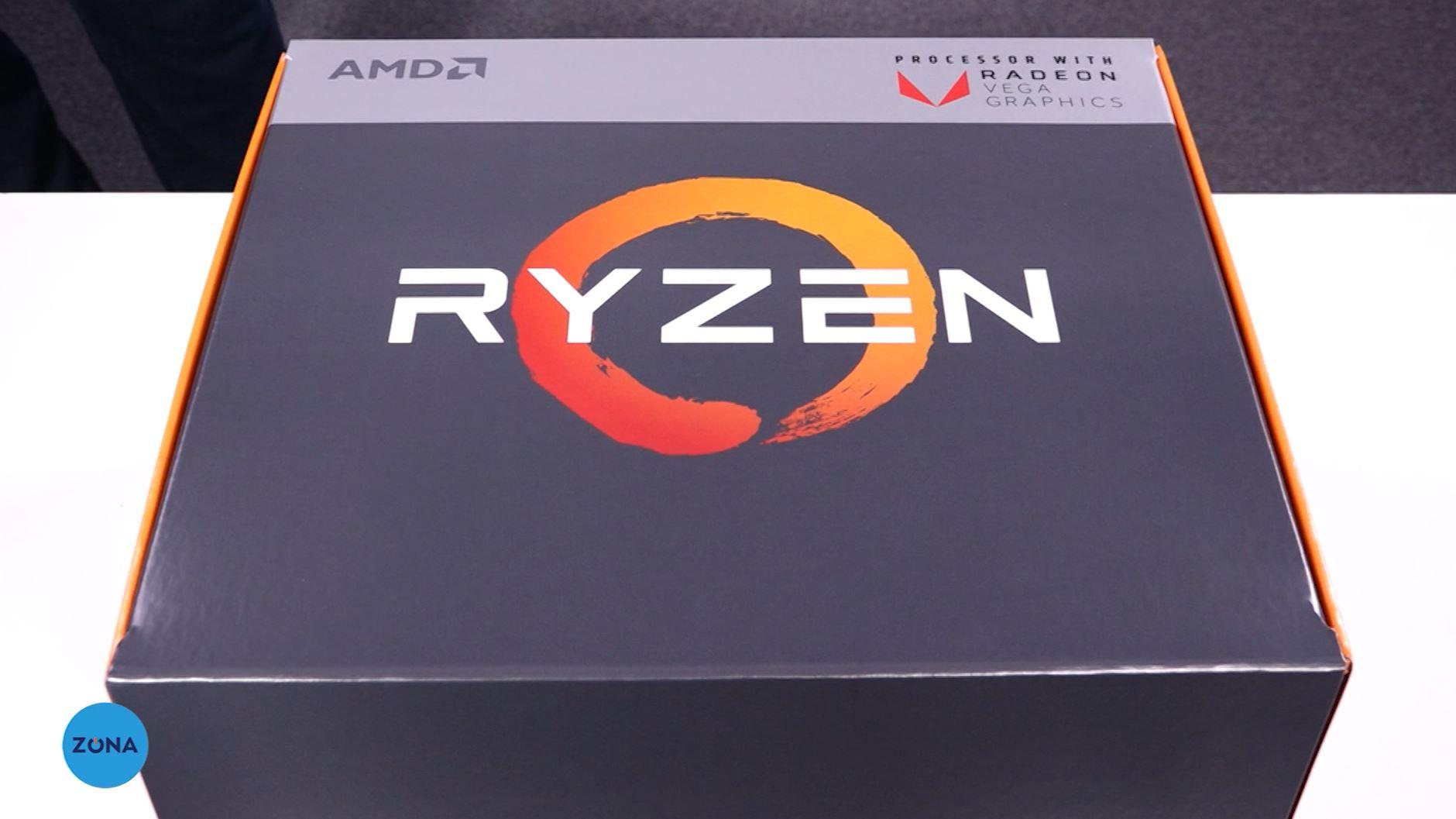 Photo of Primele procesoare Ryzen H sunt pe drum