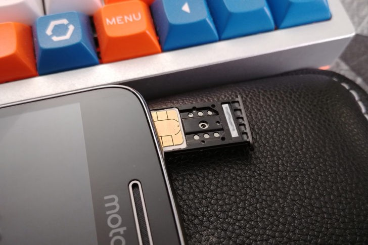 Photo of Cartelele SIM ar putea fi în curând incluse în procesorul telefonului