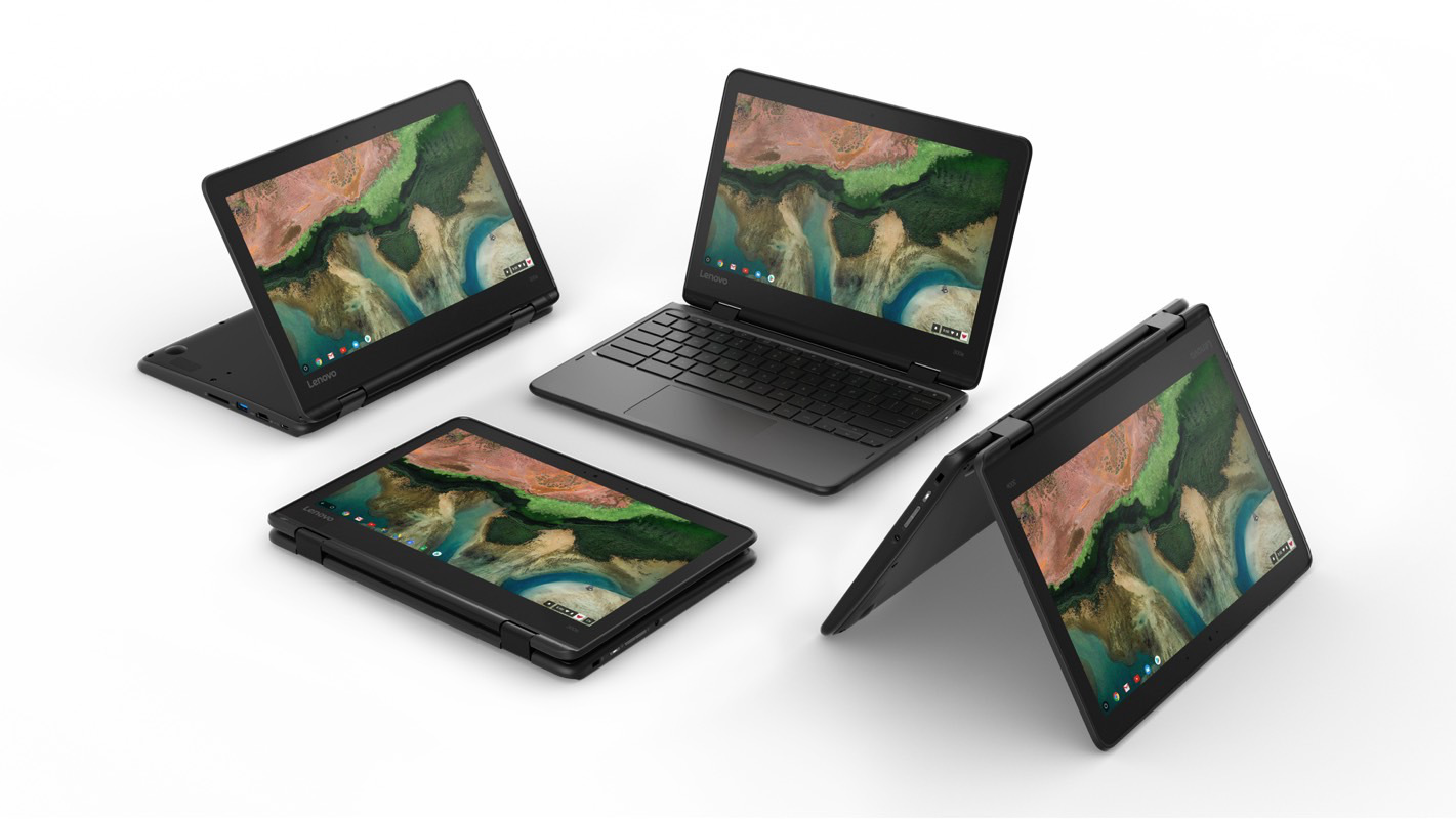Photo of MWC18 – Lenovo a lansat modele noi de Chromebook