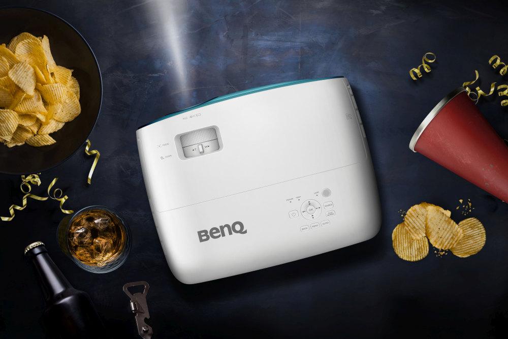 Photo of BenQ îţi aduce acasă experienţa cinematografică 4K UHD