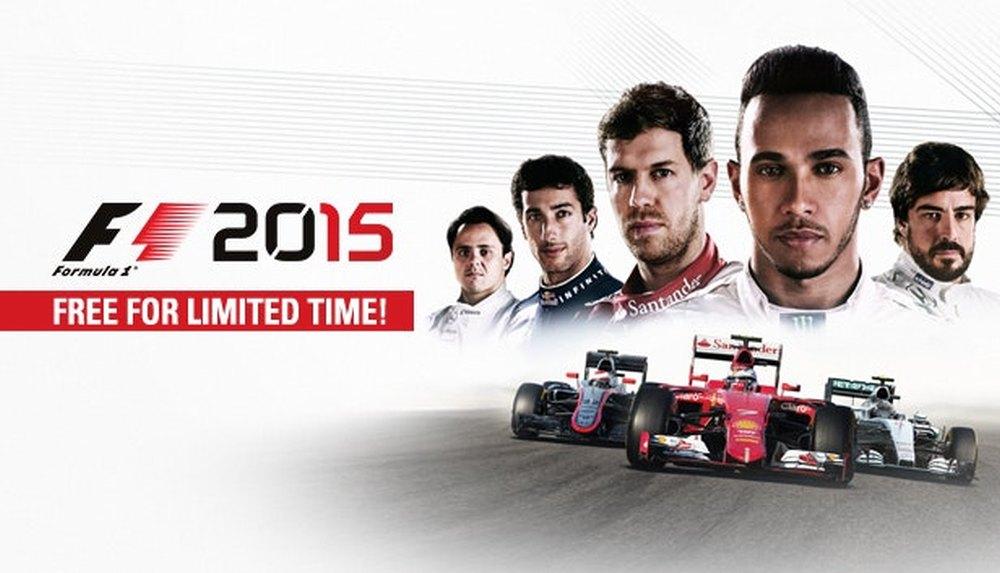 Photo of F1 2015 este acum gratuit pe Humble Store, luați-l și rămâne al vostru
