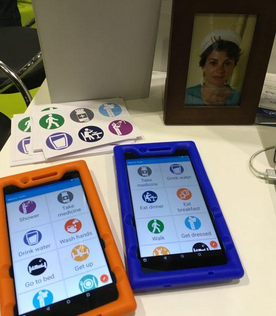 Aplicatie pentru deficiente cognitive