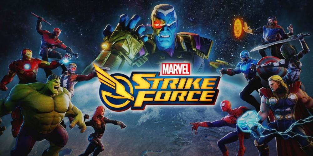 Photo of Marvel Strike Force este un RPG gratuit disponibil acum pentru mobile