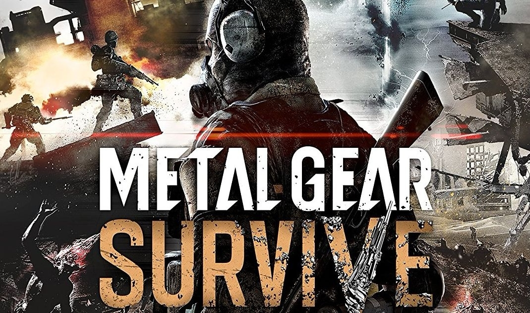 Metal Gear Surive