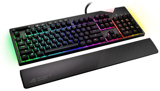 Photo of ASUS ROG lansează tastatura mecanică de gaming ROG Strix Flare