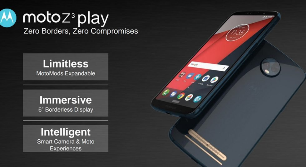Photo of Zvonuri despre Moto Z3 Play – Design nou?