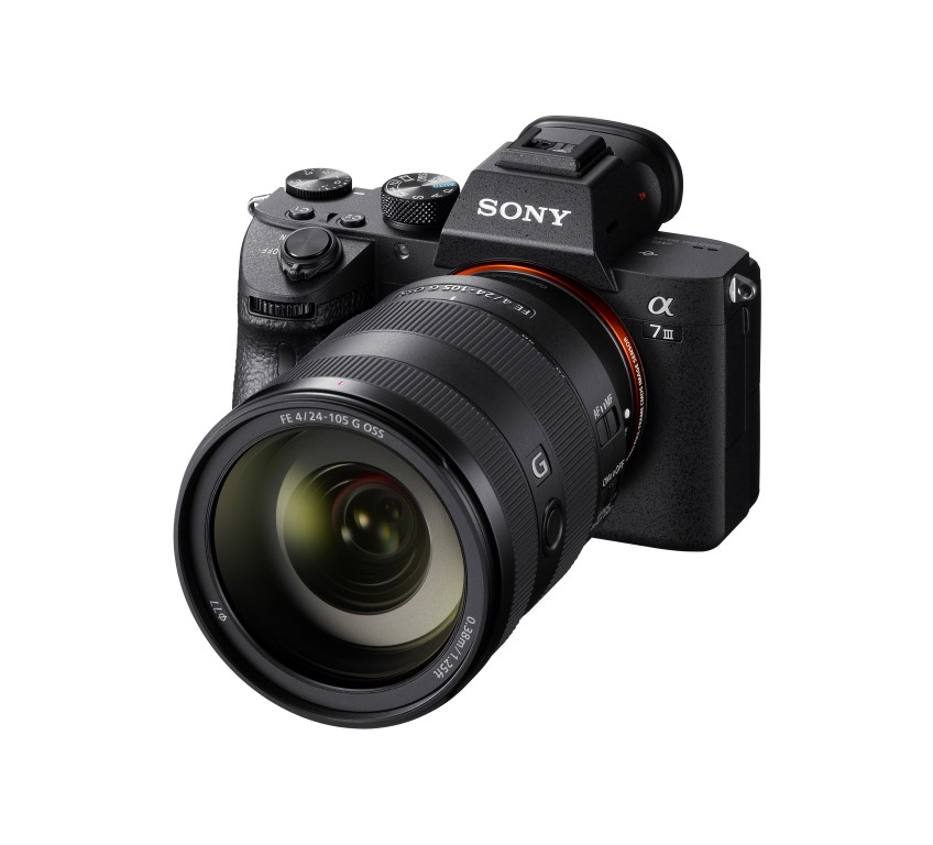 "Photo of Camera foto SONY A7 III, noul full frame ""de bază"" al seriei A7"