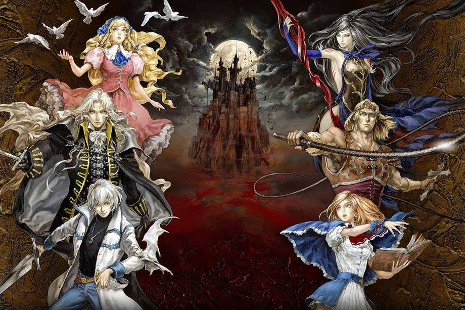 Photo of Konami anunță un nou joc Castlevania pentru iOS