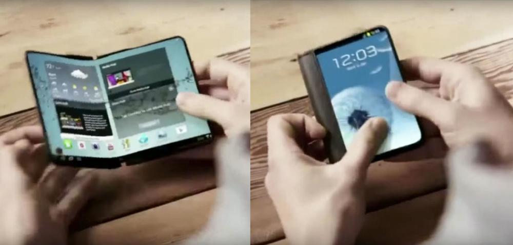Photo of Detalii noi despre misteriosul telefon Samsung pliabil