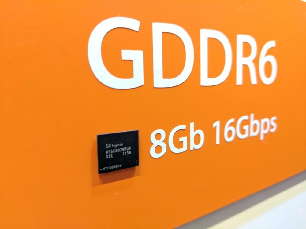 Photo of Producția de memorie GDDR6 ar putea sugera lansarea de plăci video noi Nvidia