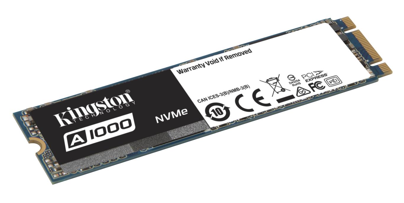 Photo of Kingston lansează A1000, un SSD entry-level de tip NVMe PCIe