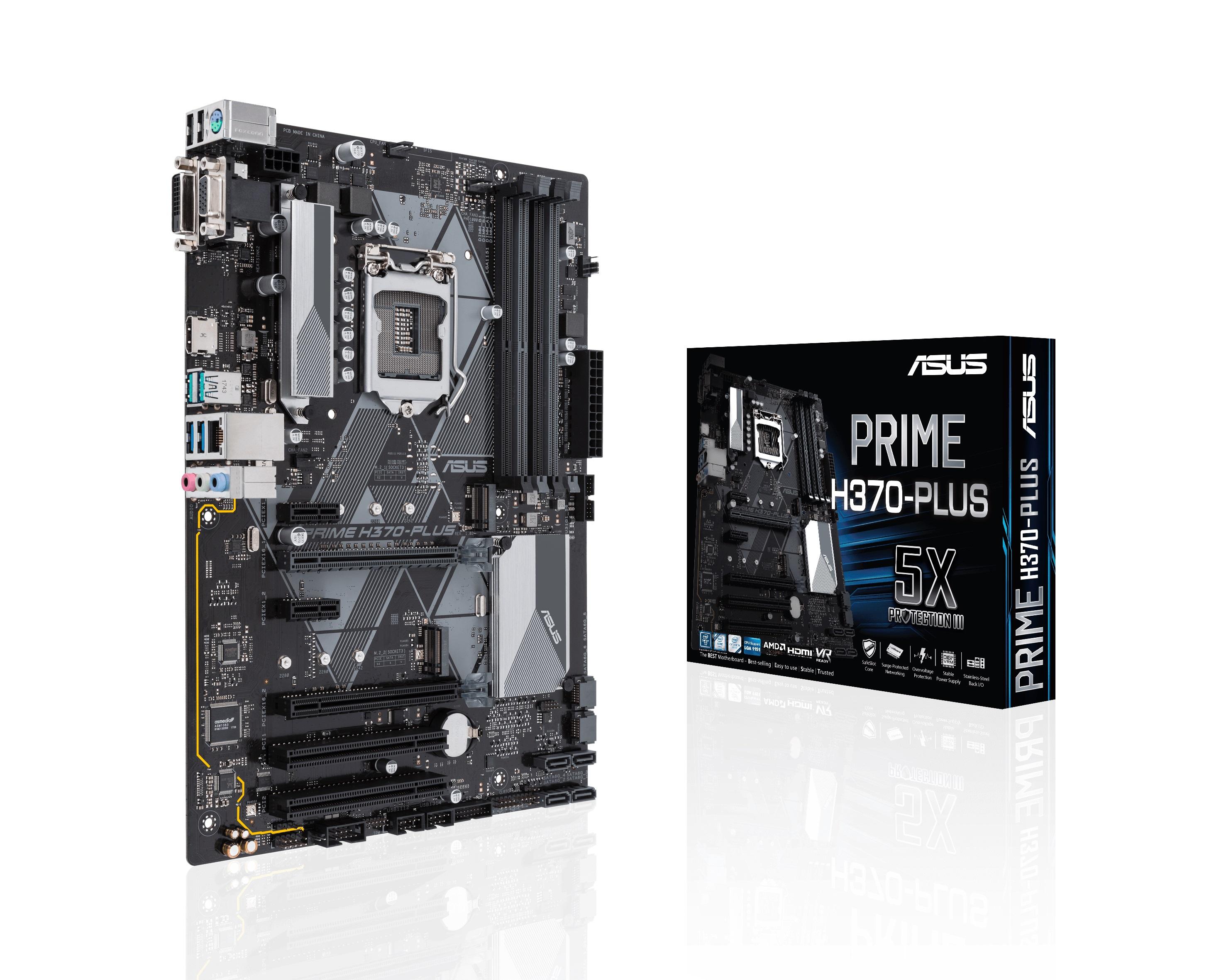 Photo of ASUS lansează noi plăci de bază ROG Strix, Prime și TUF Gaming