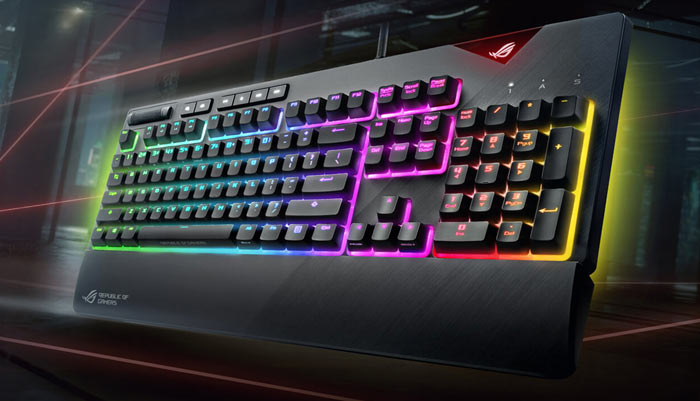 Photo of Tastatură de gaming ROG Strix Flare: mecanică, solidă, iluminată RGB si usor de personalizat!