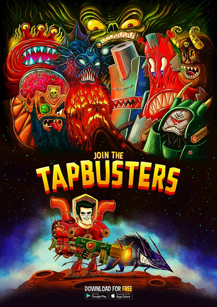 Photo of Tap Busters, jocul de mobil produs de români, a depășit 1 milion de descărcări