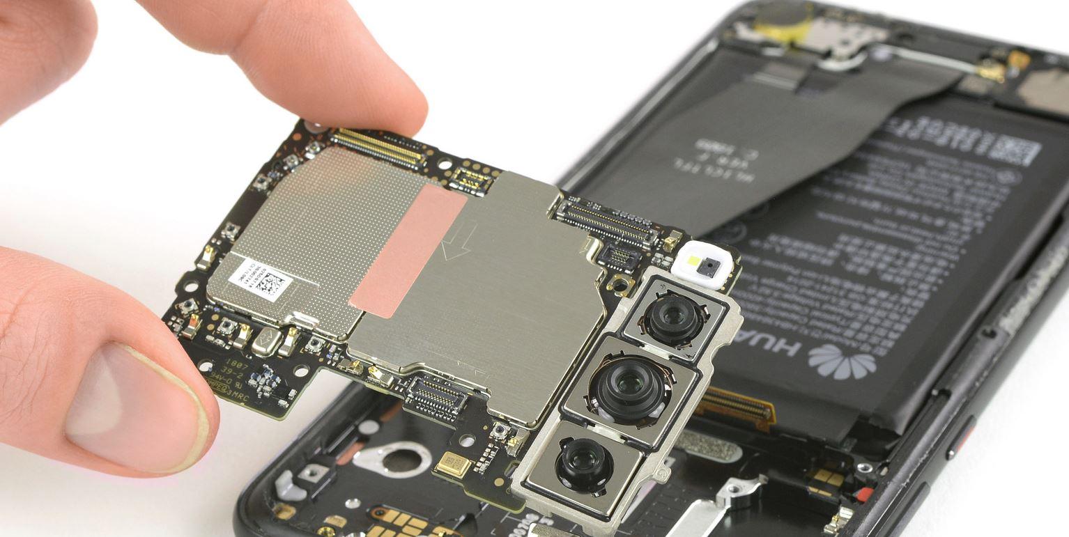 Photo of Iată modulul cu cele trei camere din Huawei P20 Pro