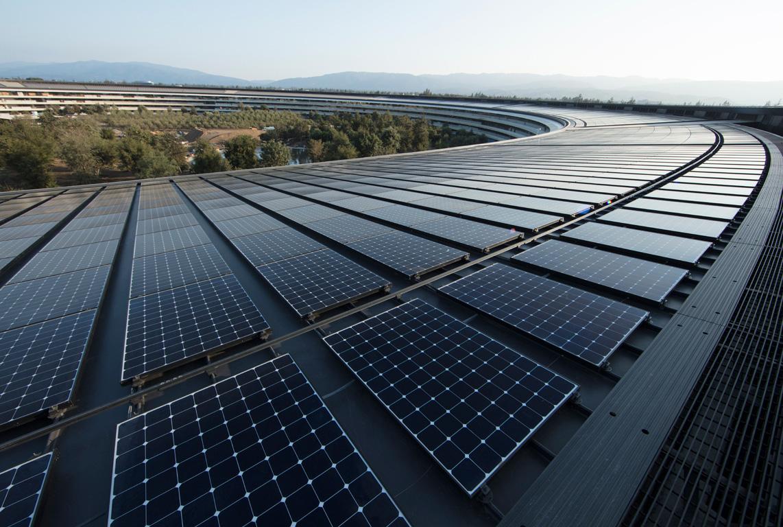 Photo of Apple sunt acum alimentați 100% cu energie regenerabilă