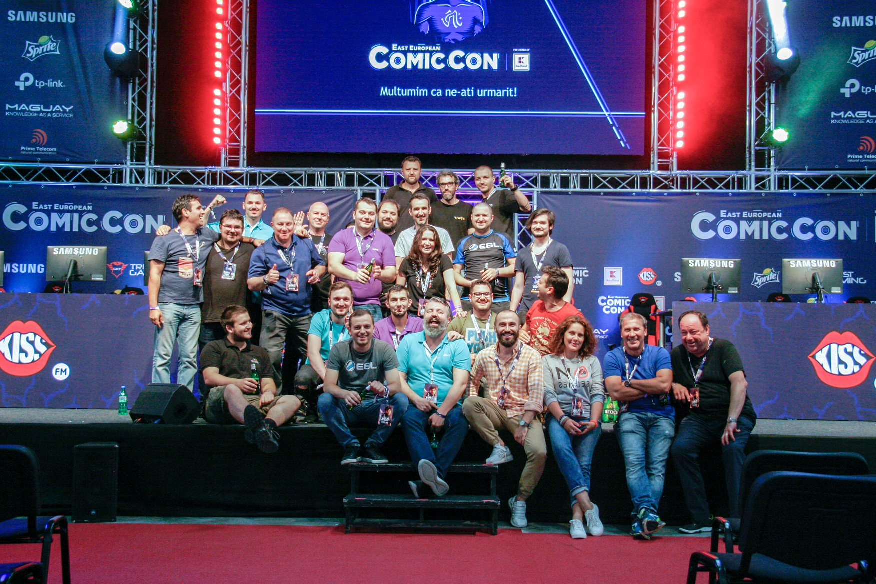 Photo of Zona IT 26 mai 2018: Est European Comic Con 2018, încă o ediție fără cusur