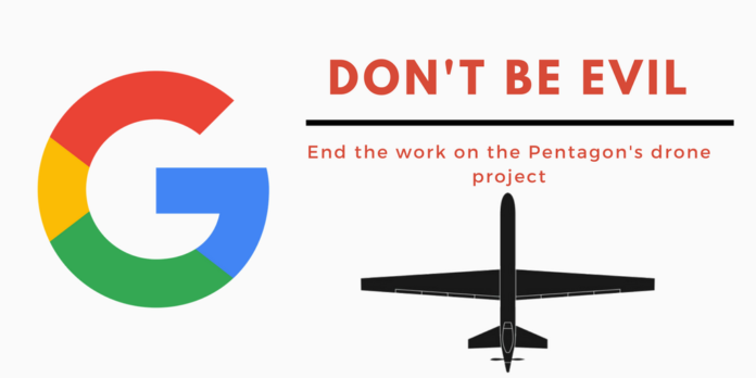 Photo of Project Maven provoacă răscoala de la Google