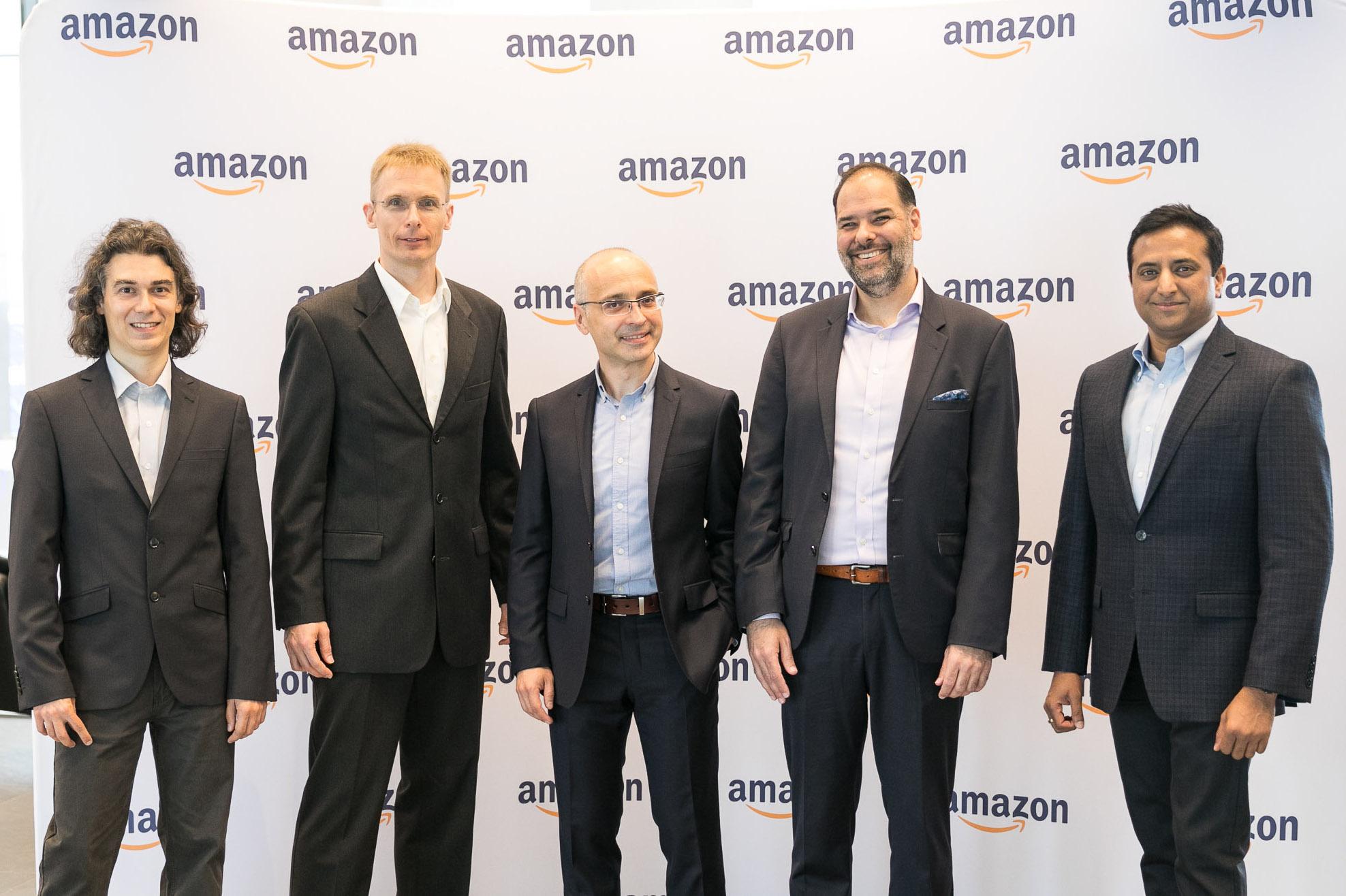 Photo of Amazon angajează 650 de oameni la București