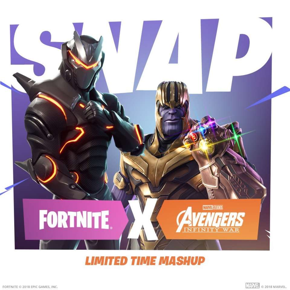 Photo of Thanos apare în Fortnite într-un eveniment cu durată limitată