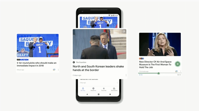 Photo of Google I/O: Google News primește AI și un facelift nou nouț