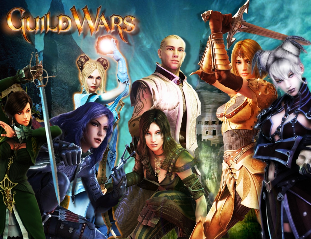 Photo of Guild Wars 1 tocmai a primit un update major de grafică