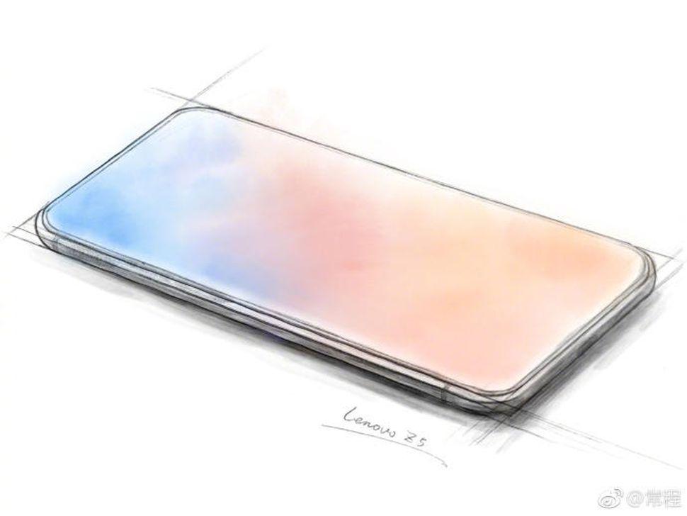 Photo of Lenovo anunță un telefon cu raport ecran/suprafață de aproape 100%
