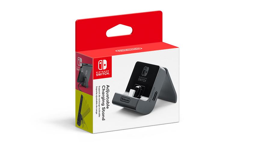 Photo of Nintendo anunță un stand de încărcare pentru Switch