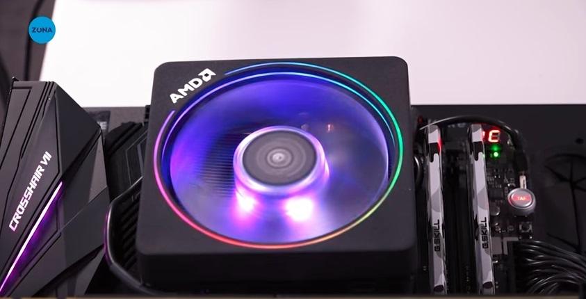 Photo of AMD face upgrade la Wraith Prism RGB – Update de la AMD